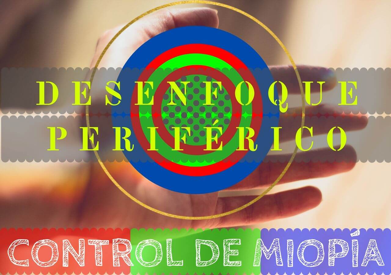 Banner - lentes con desenfoque periférico en el control de miopía