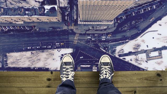 Mareos por la visión borrosa o vertigo por la vista