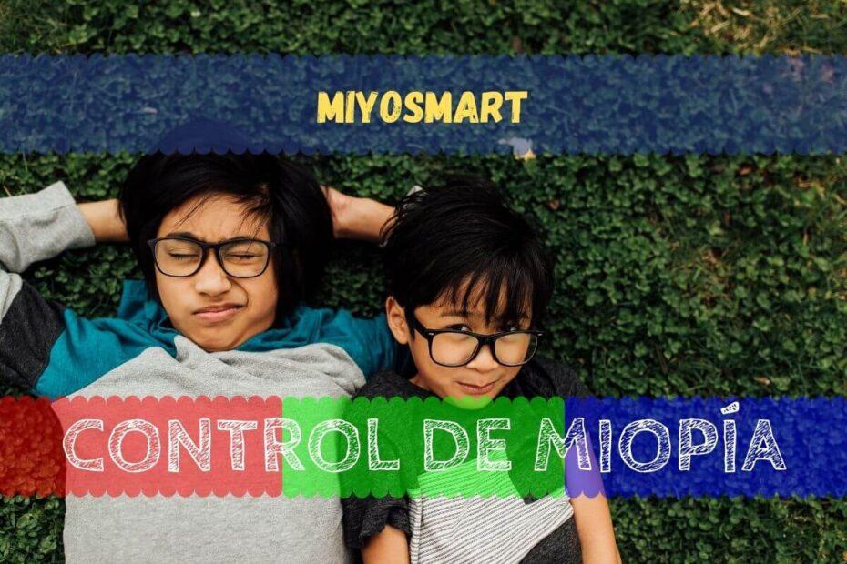MyoSmart de Hoya, una nueva arma para luchar contra la miopia