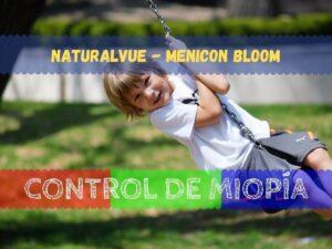 Banner - Menicon Bloom Naturalvue