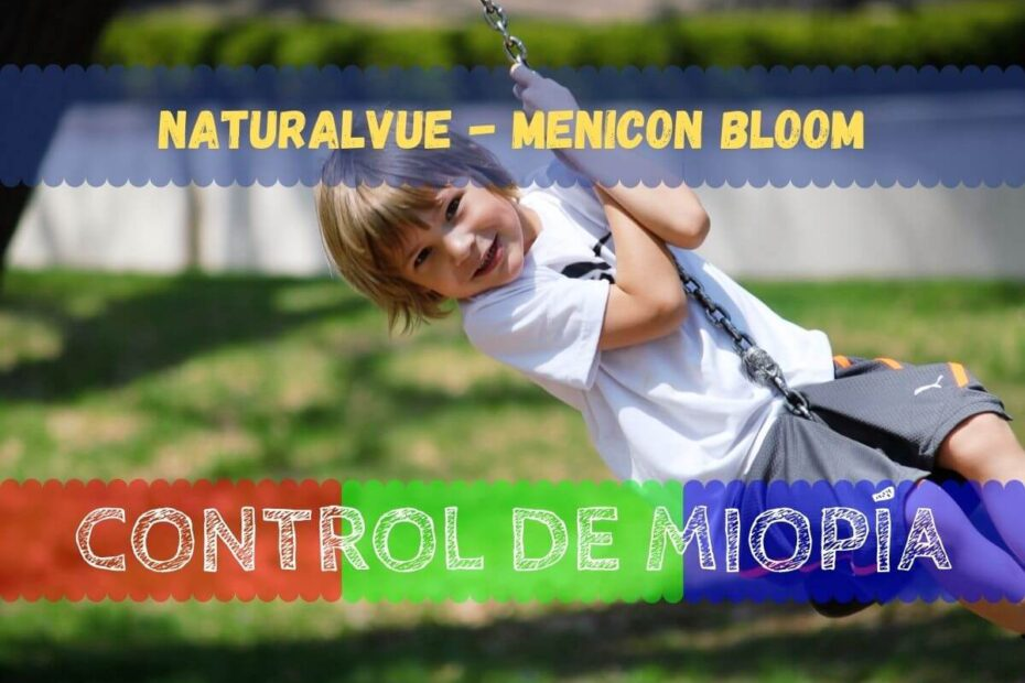 Banner - Menicon Bloom Naturalvue