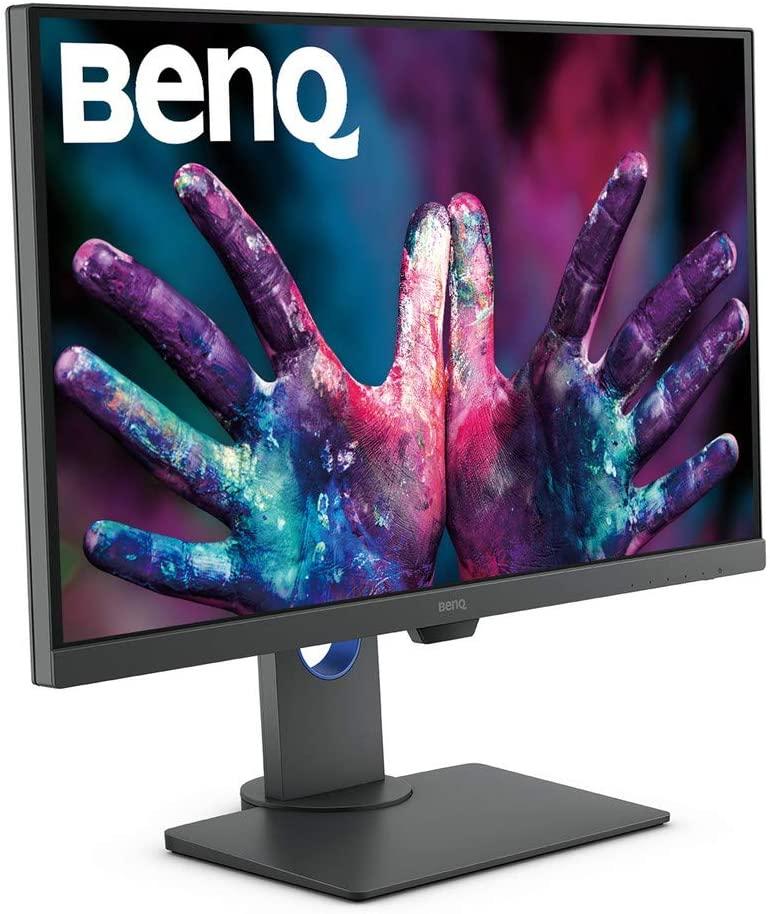 el mejor monitor benq para diseñadores gráficos de 27''