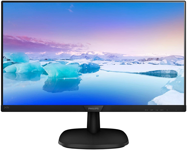 monitor Básico de Philips para trabajar