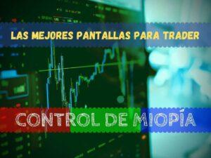 Banner - Monitores para trading y pantallas para trader