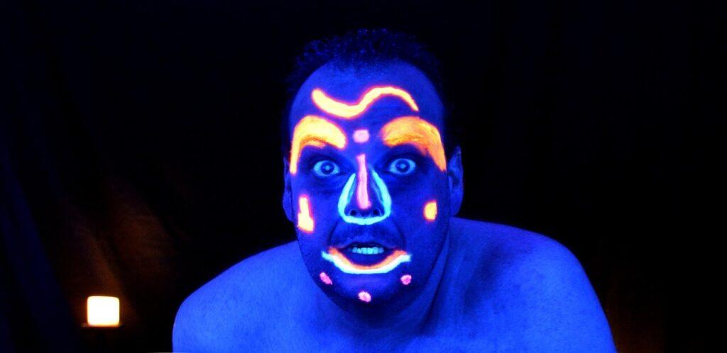 El tetracromatismo es muy útil con luz ultravioleta